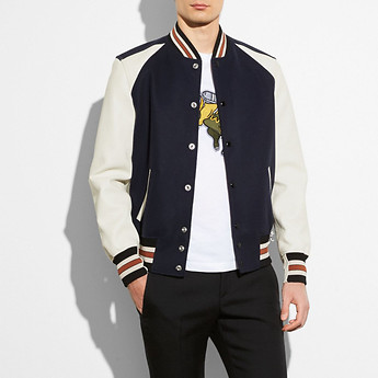 coach men jacket
